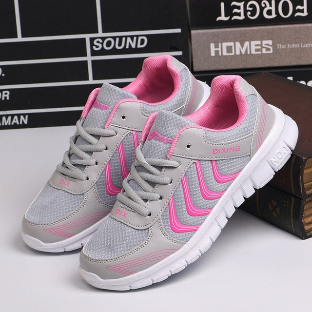 fashion Soft breathable mesh woman shoes - shop-bylu