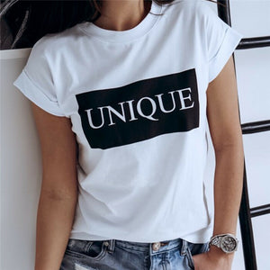 Summer Short Sleeve T-Shirts