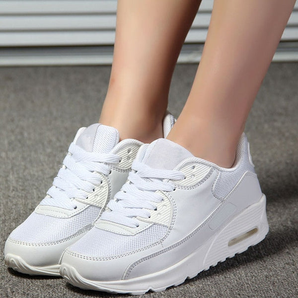 New Designer Platform Sneakers Casual Shoes Women