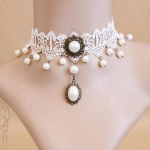 Wedding choker necklaces for women - shop-bylu