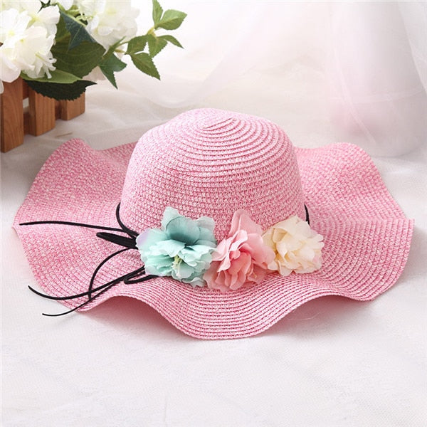 Cute Flower Sun Hat
