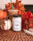 Pumpkin Roll 16 oz Candle THE COZIE SHOP