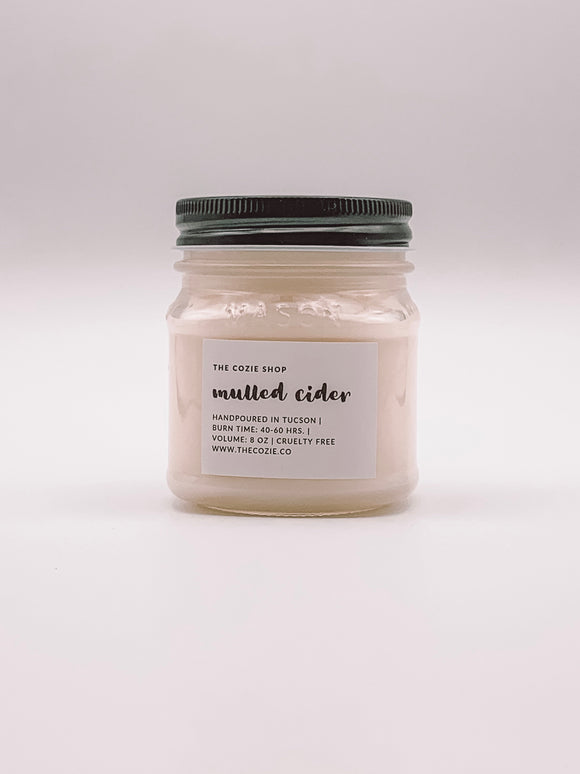 Mulled Cider Candle THE COZIE SHOP