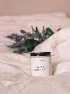 Sweet Dreams Candle