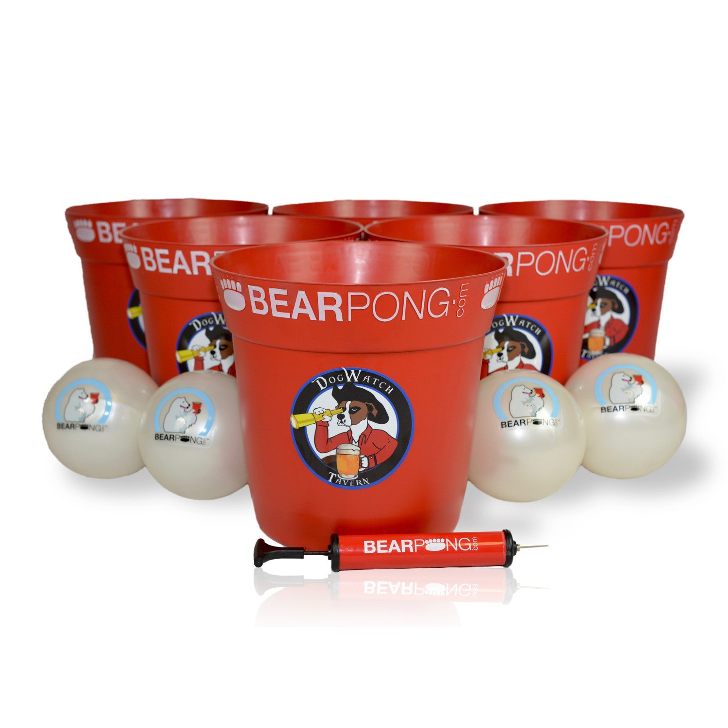 BEARPONG- Customized Giant Beer Pong Game!