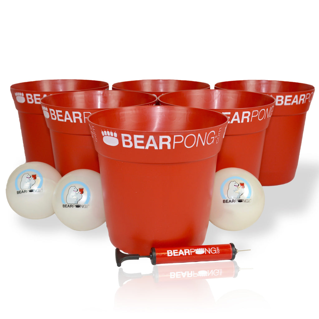 BEARPONG Favorites