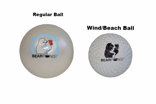 Pair of Beach/Wind Balls
