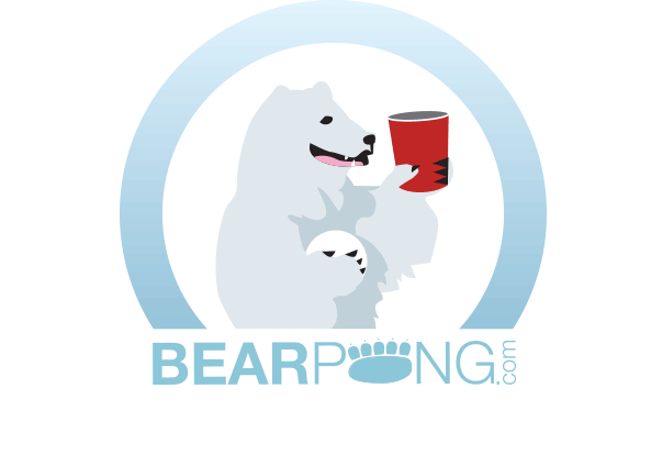 WELCOME TO BEARPONG