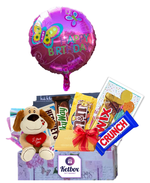 Ketbox- Gift Basket Ultimate
