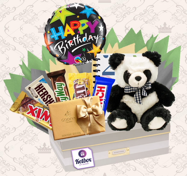 Ketbox- Gift Basket Executive