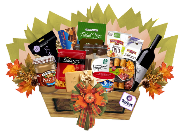 Ketbox- Gift Basket Grateful