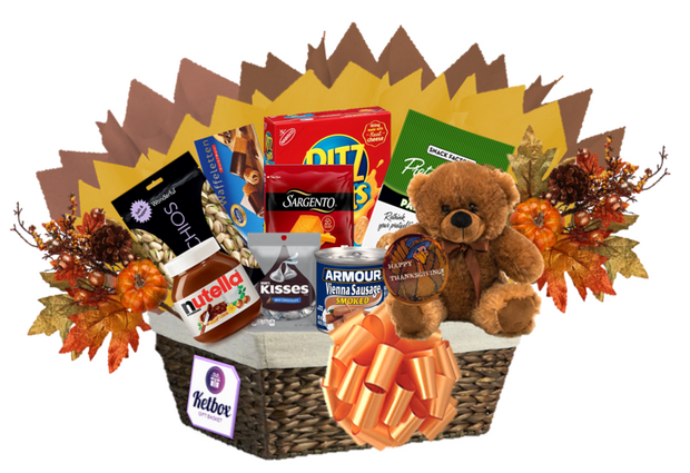 Ketbox- Gift Basket Blessed