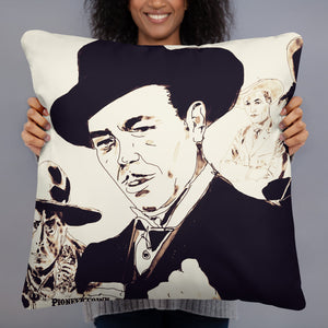 The Posse Basic Pillow