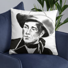 Roy Rogers Basic Pillow