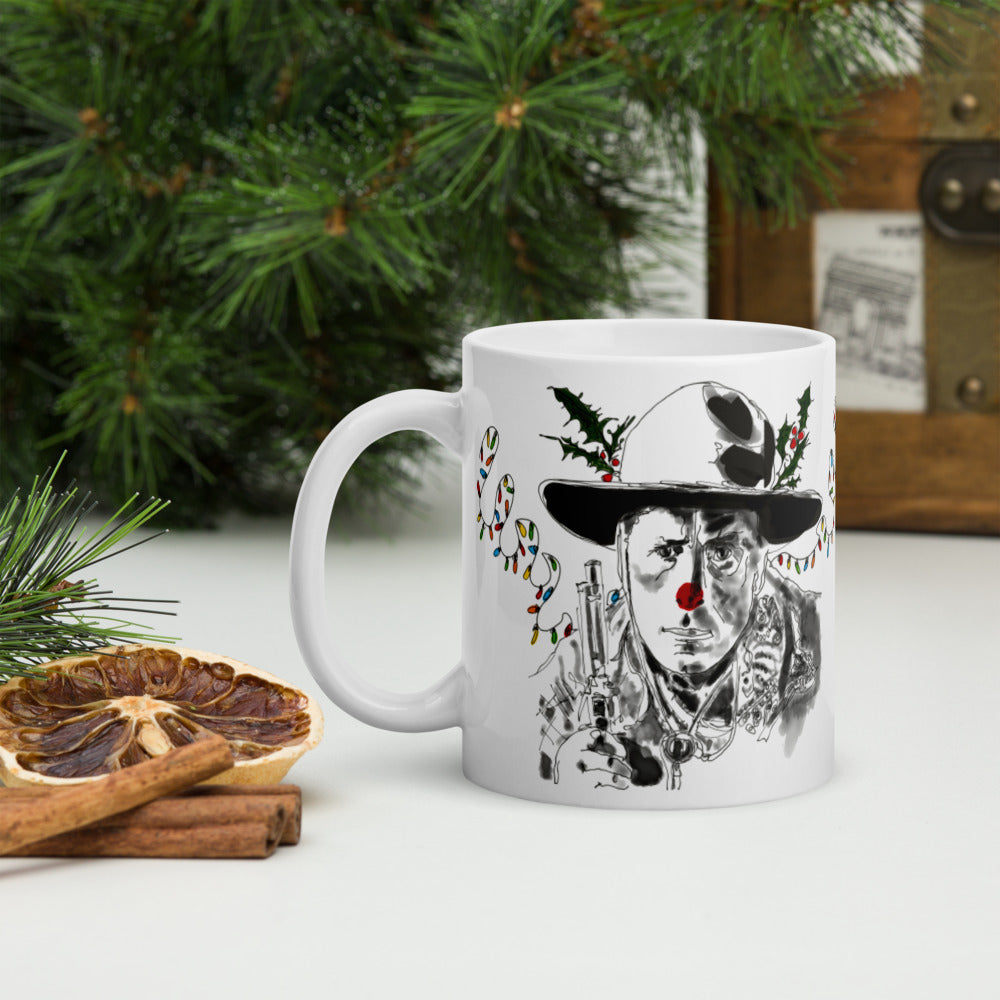 Winter William Mug