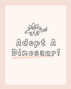RAWR Dinosaur {pink} Collection ♡