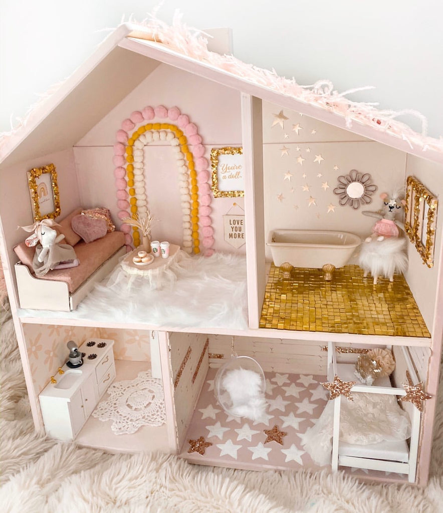 Wallpaper Dollhouse Collection