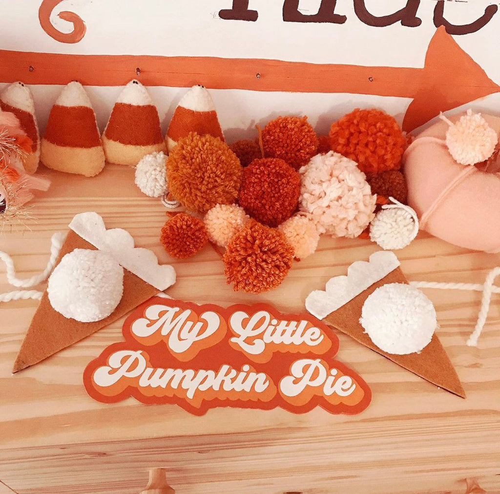 My Little Pumpkin Pie Collaboration With Sunny & Gold