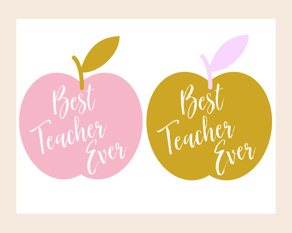 ♡ Teacher Appreciation // Neutral ♡
