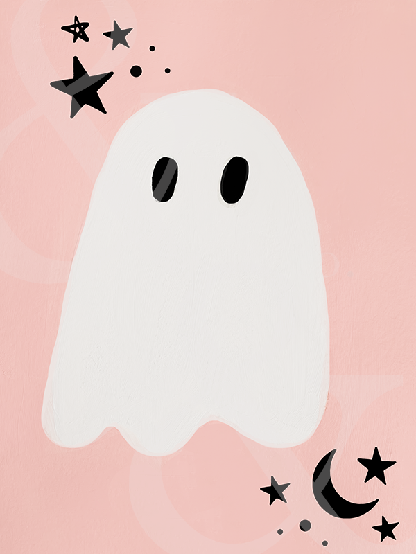 Boo Ghost {Prints}!