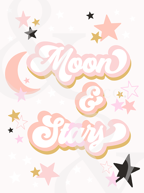 Moon & Stars Collection ♡