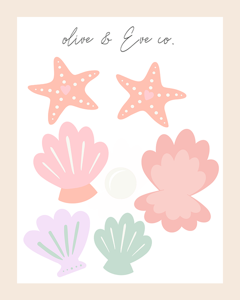 Starfish {diy} Collection ♡
