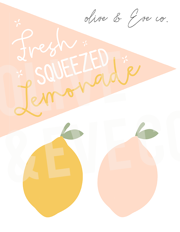 Lemonade Collection ♡