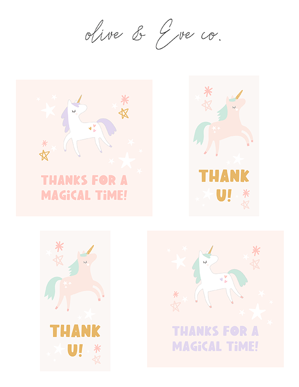 Unicorn Magic Collection ♡