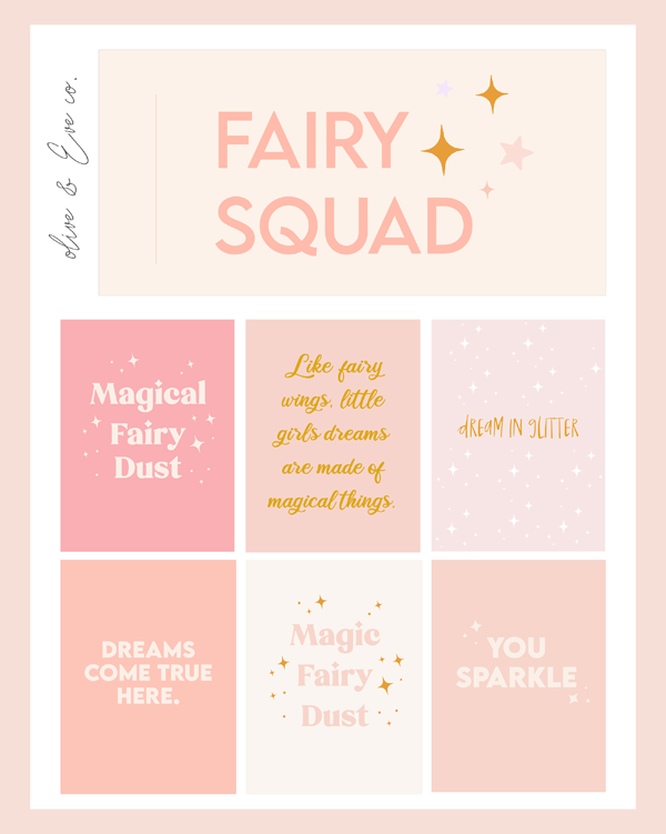 Fairy Collection // Collaboration ♡