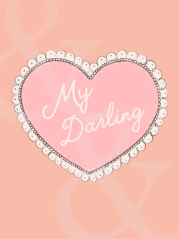 My Darling Heart Collection
