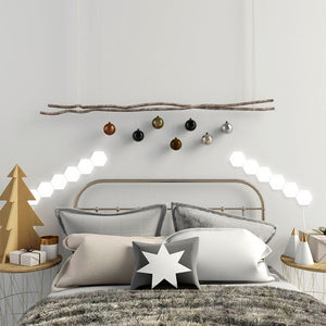 The Christmas Twin Pack -  2 x 6 Warm White