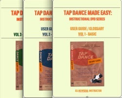 User Guide / Tap Glossary 3-Pack (Vol 1, 2, 3)