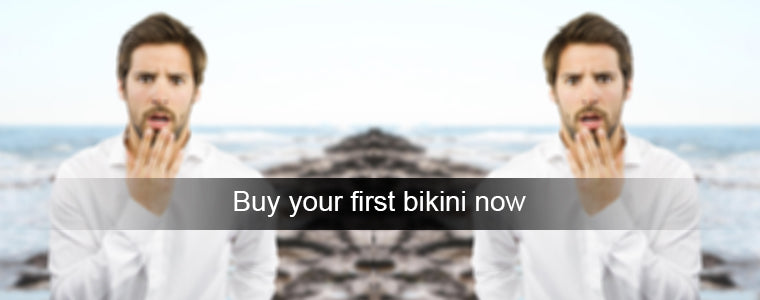 How to Get your First Bikini | Intymen|Men's Bikini Underwear | Intymen
