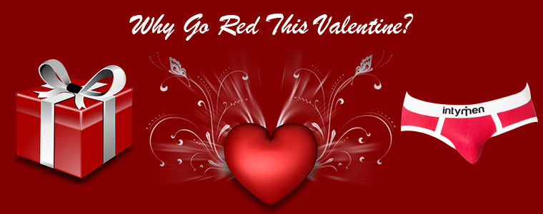 Why go red this valentine?|Red on Valentine