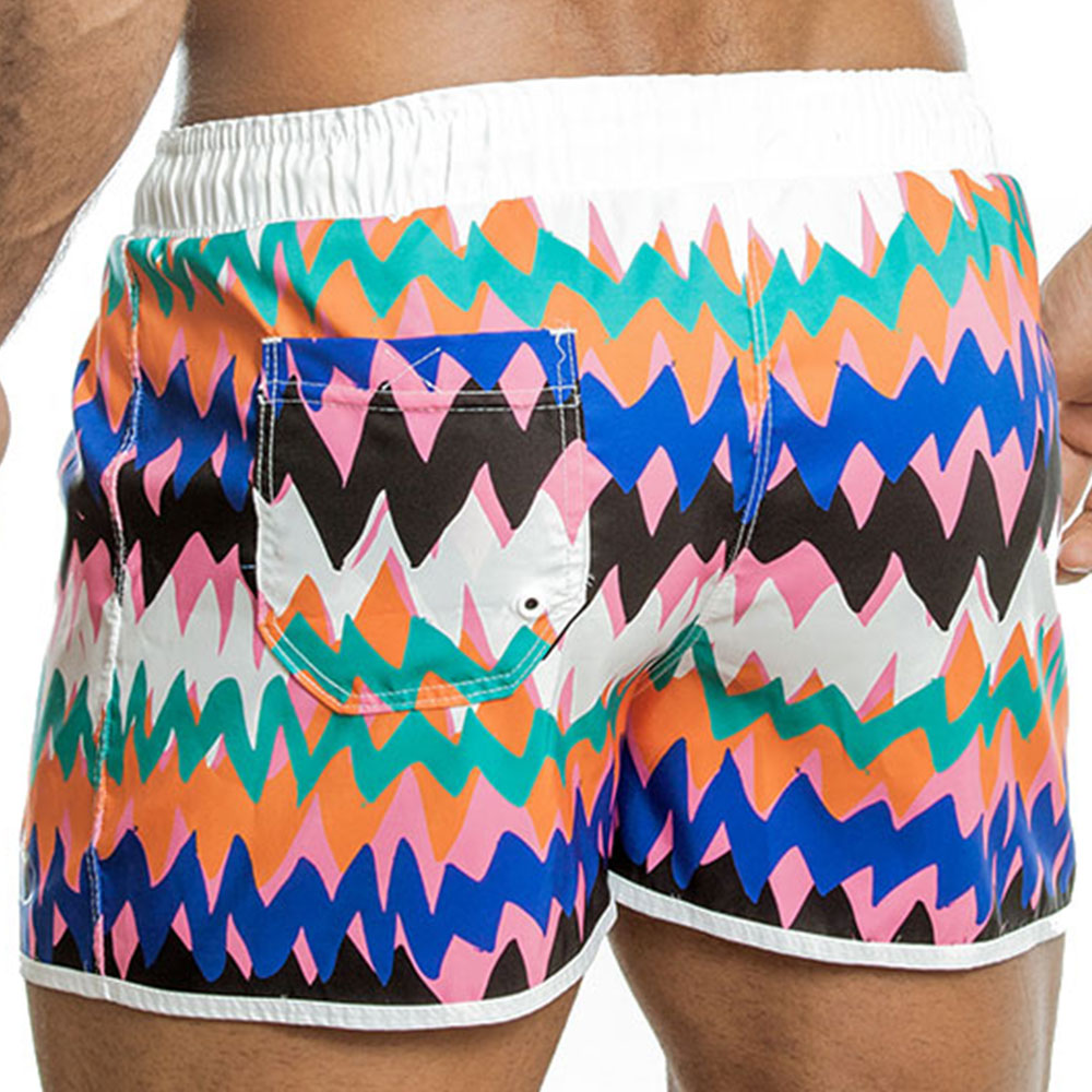 Intymen INT0564 Vibrant Swim Trunk