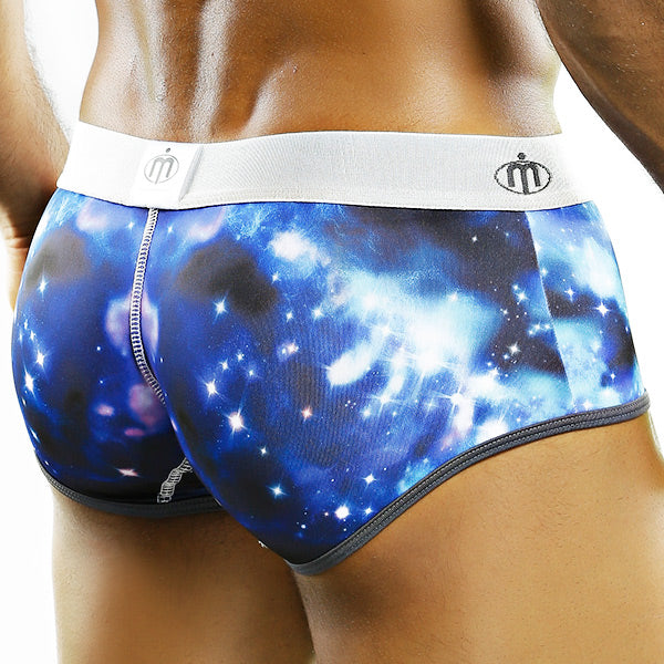 Intymen INT5632 GALILEO Cosmic Dust Blue Trunk