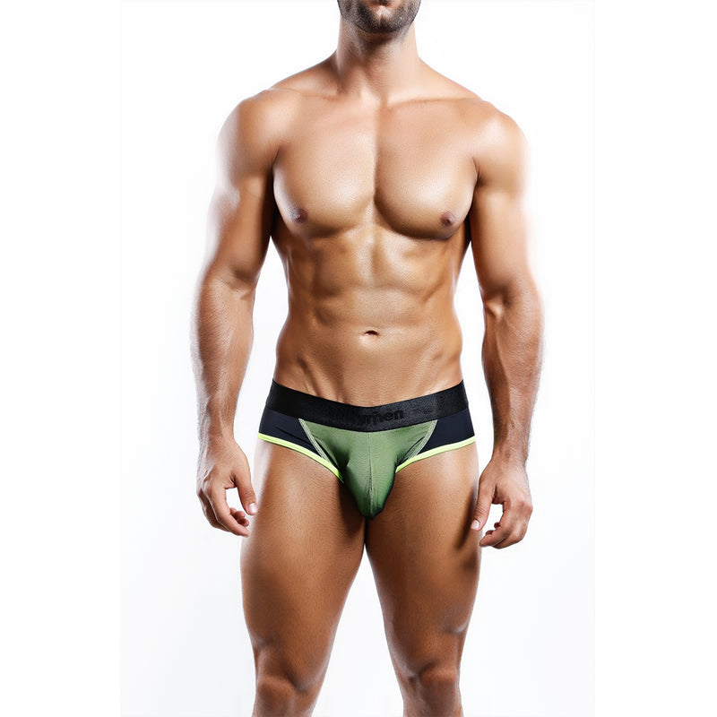 Intymen INT6147 Colorful mix Bikini Brief