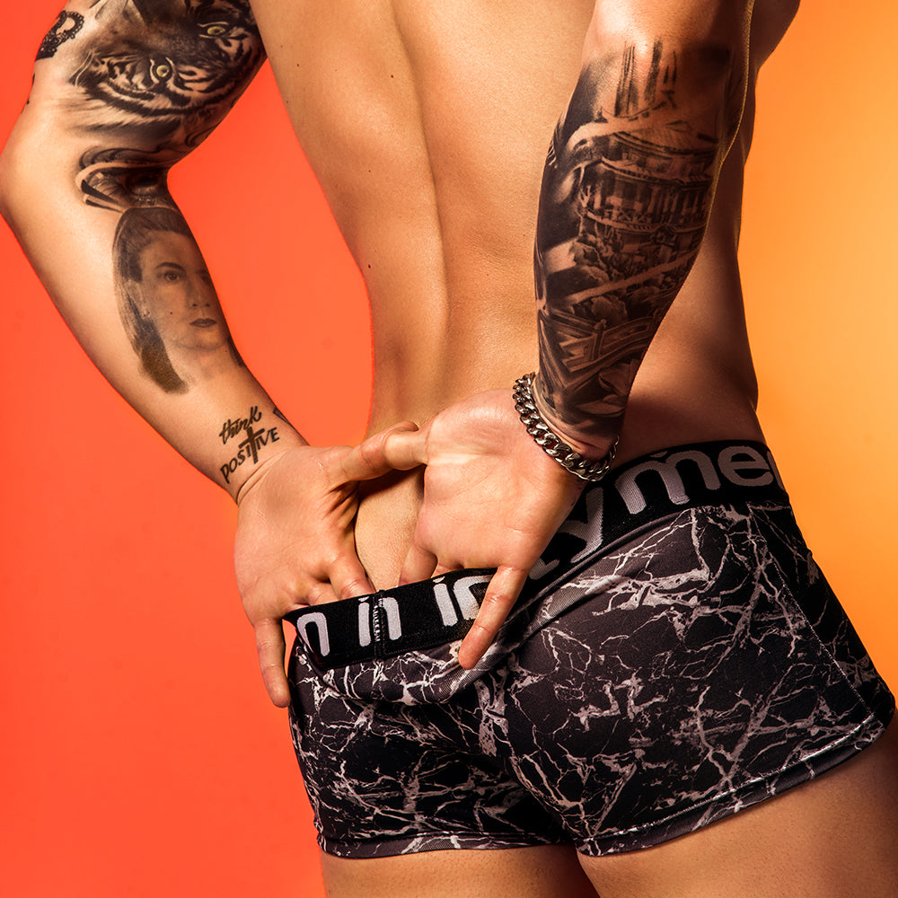 Intymen ING060 Marble Boxer Trunk