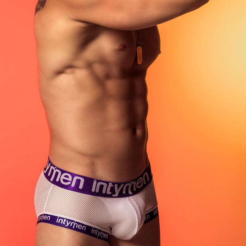 Intymen INJ049 Marble Brief