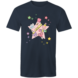 Kawaii Nail Time - Unisex T-Shirt