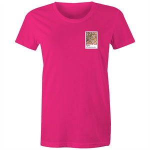 Glitter is my favourite colour - Womens T-shirt