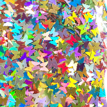 Load image into Gallery viewer, Butterfly Shaped Glitter