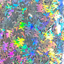 Load image into Gallery viewer, Logo 2 Shaped Glitter