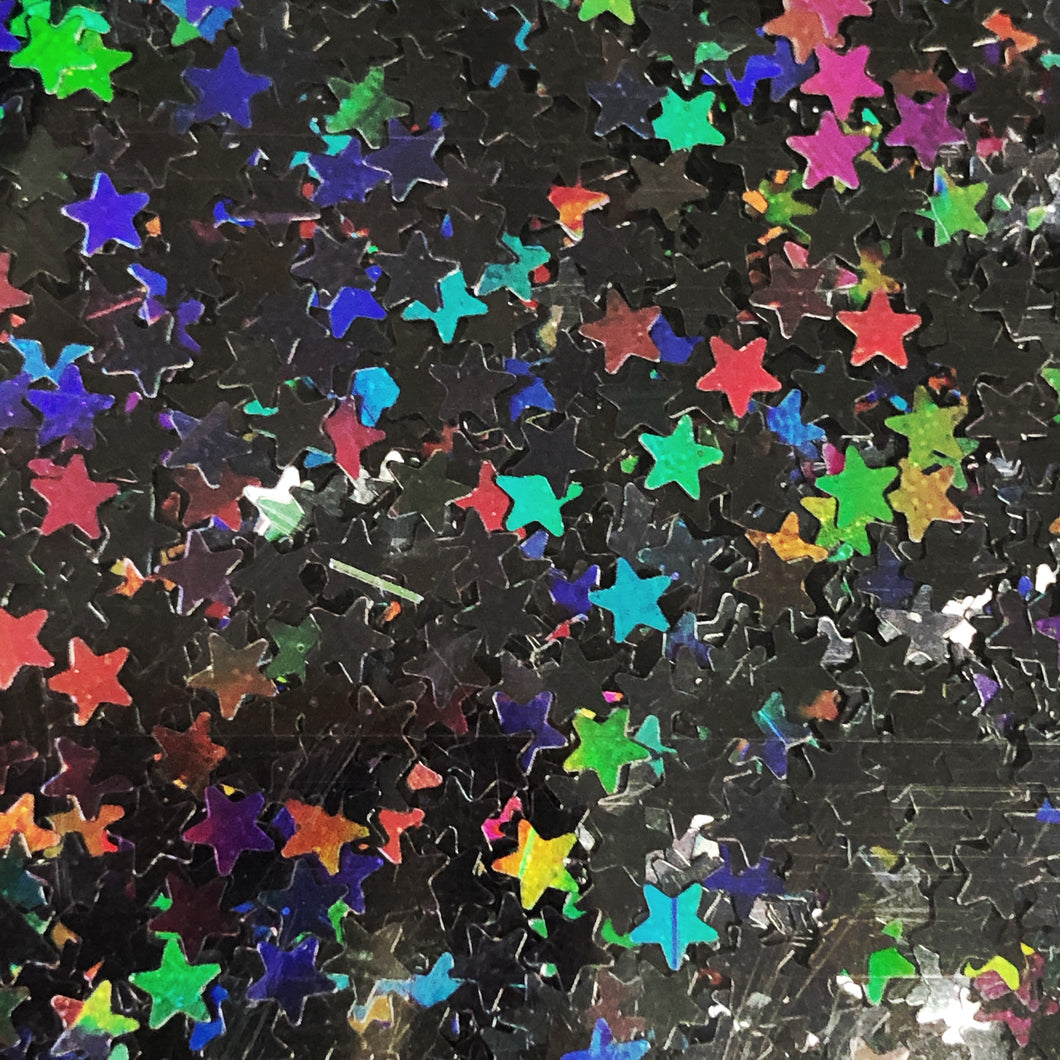 Star Shaped Glitter