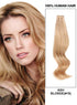 20 Pieces Tape In Hair Extension Ash Blonde(#18)