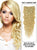 Bleach Blonde(#613) Body Wave 10 Piece Clip in hair Extension