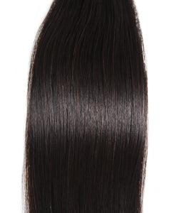 20 Pieces Tape In Hair Extension Natural Black(#1B)