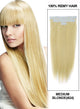 20 Pieces Tape In Hair Extension Dark Blonde(#24)