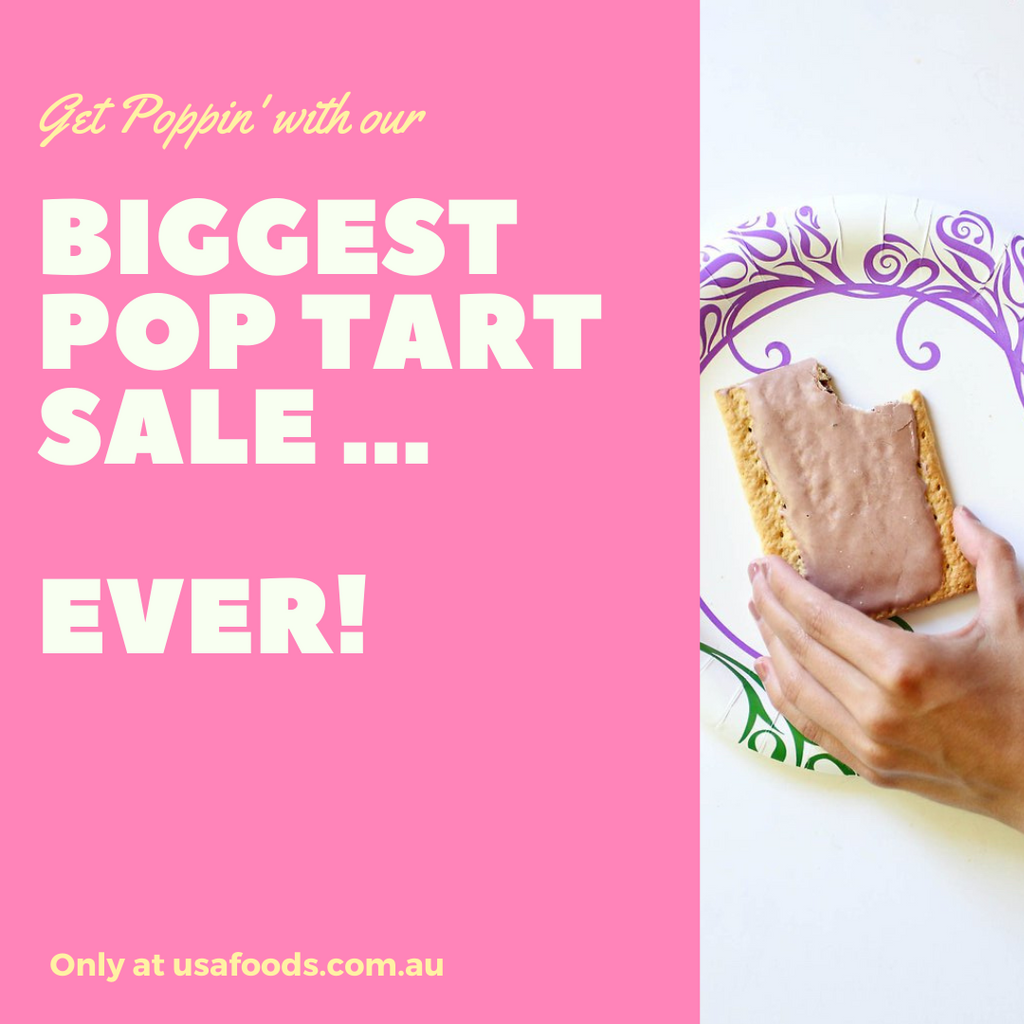 Biggest Pop Tarts Sale Ever!