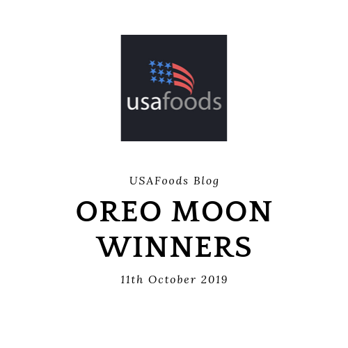 Oreo Moon Winners!
